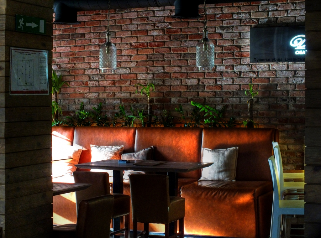 "Winebar & Gastrolounge ""District1"", Beograd"