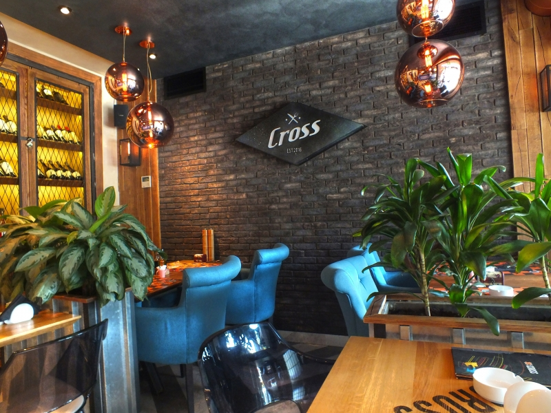 Restoran Cross, Mileševska 73, Crveni Krst, Beograd